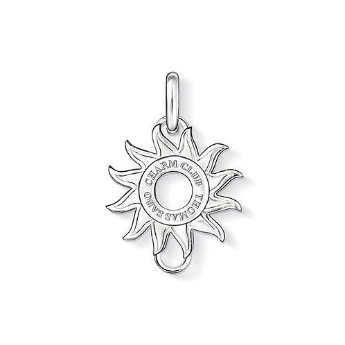 Thomas Sabo X0176 Silver Charm Carrier 3316031