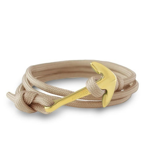 Hooked AGR13 gold - Nude Paracord 3805125