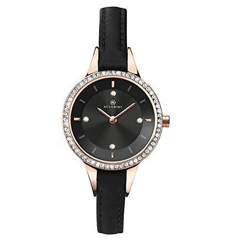 Accurist 8044 Ladies Strap Quartz Watch 2702002
