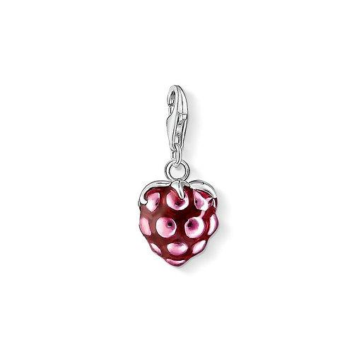 Thomas Sabo 1120 Pink Raspberry Silver Charm 3321120