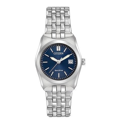 Citizen EW2290-54L Ladies Blue Dail Eco-Drive Watch 2601103