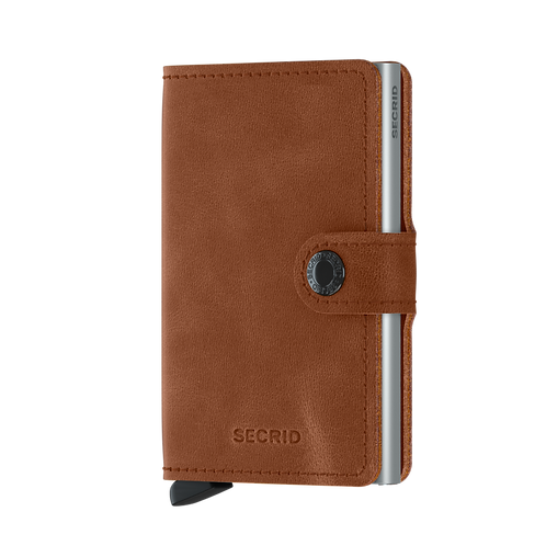 Secrid MV-Cognac Vintage Brown Miniwallet 1718085
