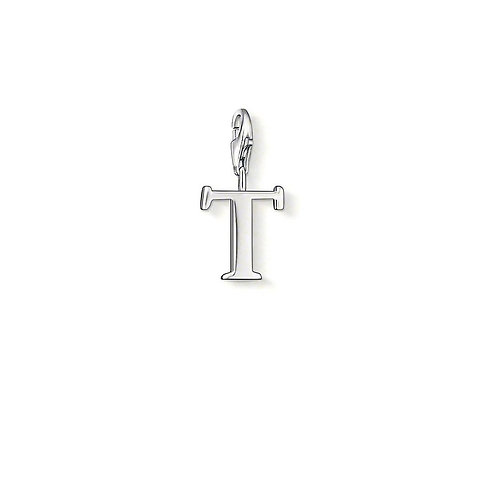 Thomas Sabo 0194-001-12 Letter T Silver Charm 3310194