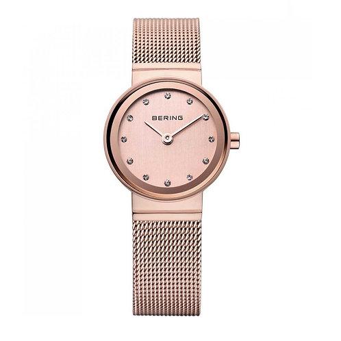 Bering 10122-366 Classic Ladies Rose Tone Watch 2901543