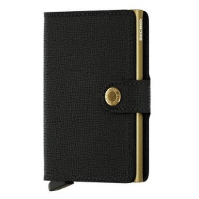 Secrid MC-Black-Gold Miniwallet Crisple Black-Gold 1718101