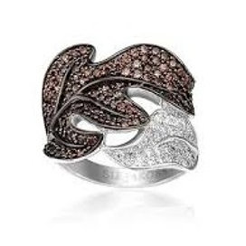 Sif Jakobs R10683-BWN Sterling Silver Ring 4703004
