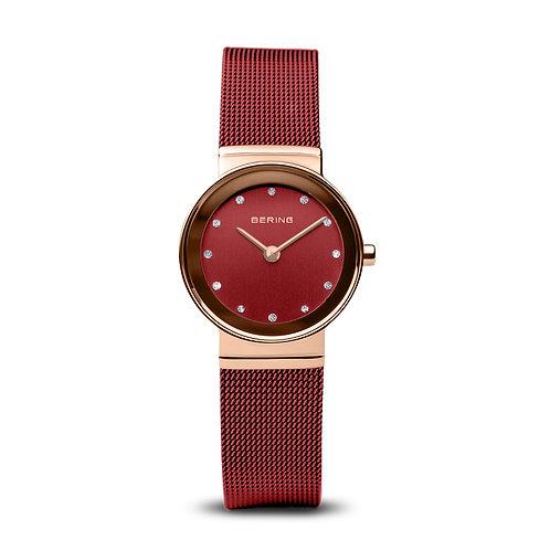 Bering Red 10126-363 26mm Ladies Quartz 2901866