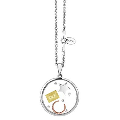 Astra PR5252''Luck be Mine'' sterling silver pendant 1421203