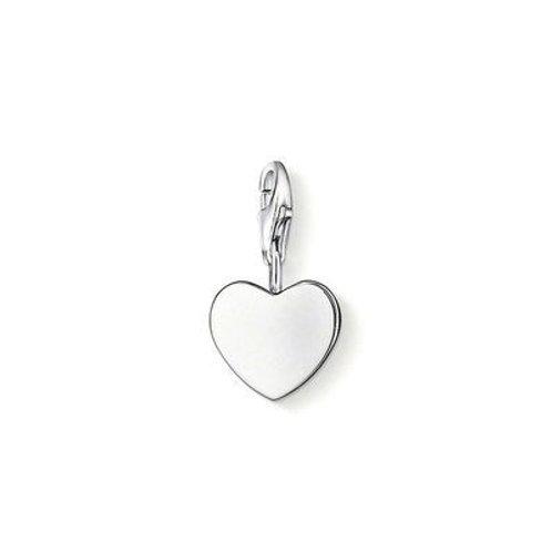 Thomas Sabo 0766 Heart Silver Charm 3310766