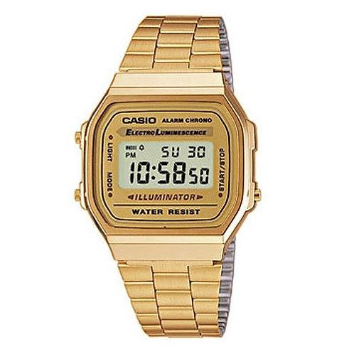 Casio A168WG-9EF Gents Classic Digital 2903238