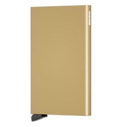Secrid C-Gold Cardprotector Gold 1718092