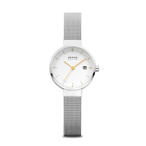 Bering14426-001 Solar polished silver Ladies Watch 2901809