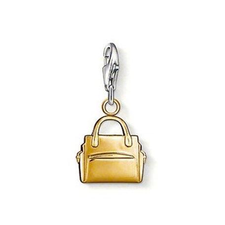 Thomas Sabo 0966 Gold Handbag Silver Charm 3310966