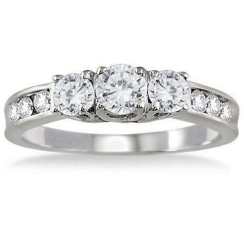 0.50ct Brilliant Cut 9kt Gold Diamond Engagement Ring 0103166