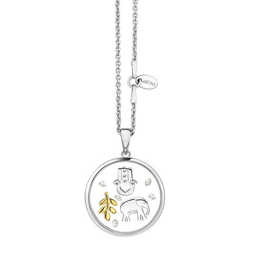 Astra PA5521 ''One with Nature'' sterling silver pendant 1421206