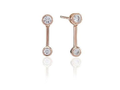 Sif Jakobs E0725-CZ Sterling Silver Earrings 4702050