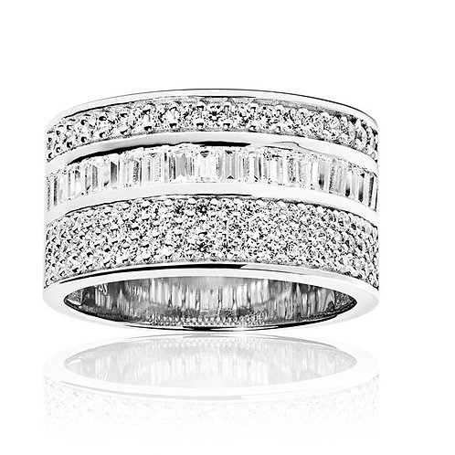 Sif Jakobs R11137-C Sterling Silver Ring 4703030
