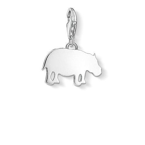 Thomas Sabo 1345-001-12 Hippopotamus Charm 3321345