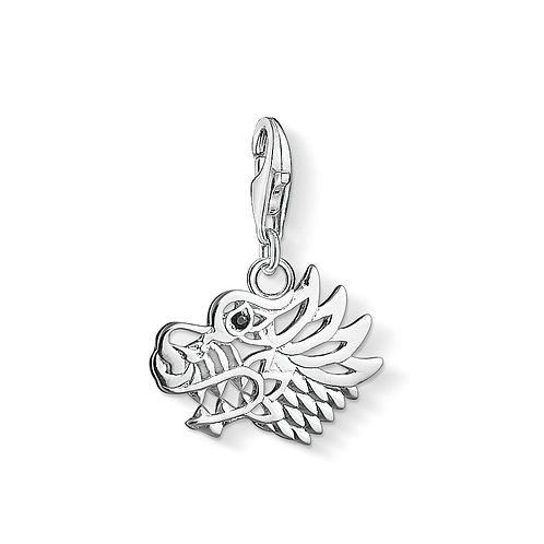 Thomas Sabo 1397-051-11 Dragon's Head Silver Charm 3321397