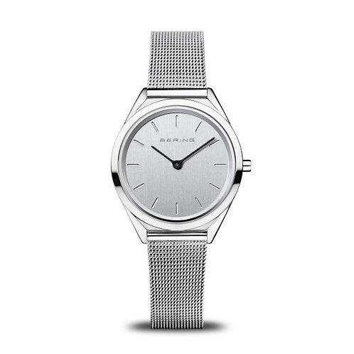 Bering17031-000 Ultra Slimpolished silver Ladies Watch 2901901