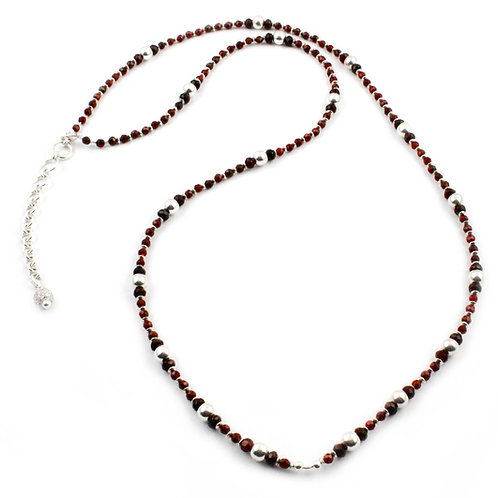 Chlobo GNTS Smoulder Chain 1000mm Sterling Silver Chain 1407296