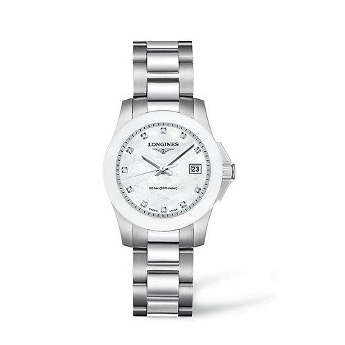 Longines L32574876 Ladies Conquest Diamond Dial 2001037