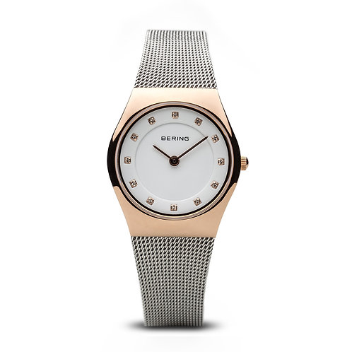 Bering 11927-064 Classic Ladies Two Tone Watch 2901778