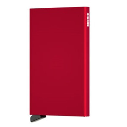 Secrid C-Red Cardprotector Red 1718068