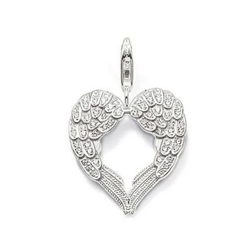Thomas Sabo T0285-051-14 Sterling Silver Angle Wings Pendant 3301362