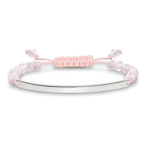 Thomas Sabo LBA0002-813 Silver Stretch Love Bridge Bracelet 3305166