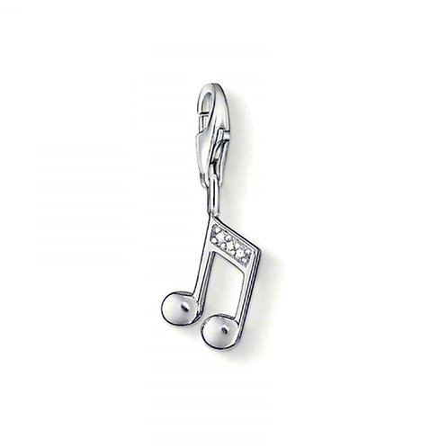 Thomas Sabo 0798-051-14 Music Note Silver Charm 3310798