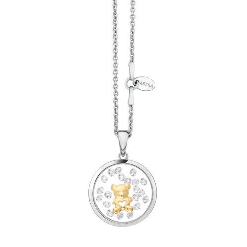 Astra PR5642 ''Teddy Bear'' sterling silver pendant 1421257