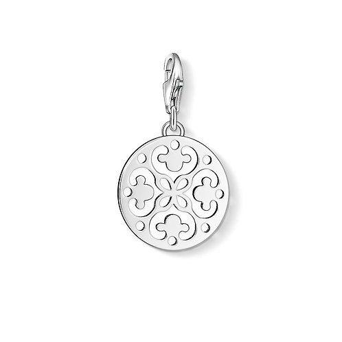 Thomas Sabo 1004-001-12 Decorative Disc Charm 3321004