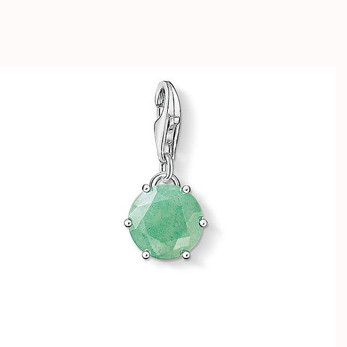 Thomas Sabo 1258 May Birthstone Silver Charm 3321258