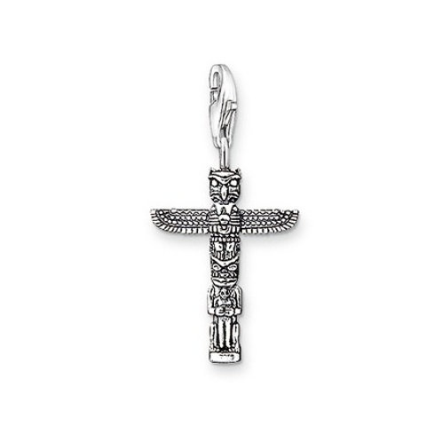 Thomas Sabo 0648 Totem Pole Silver Charm 3310648