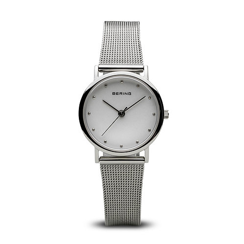 Bering 13426-000 Classic Ladies Silver Tone Watch 2901744
