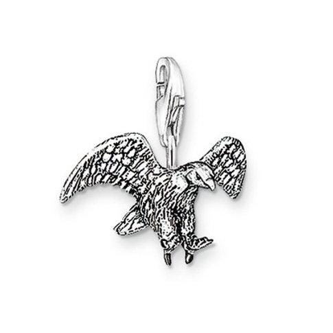 Thomas Sabo 0649-007-12 Eagle Silver Charm 3310649