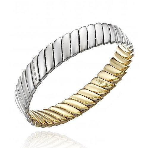 Chimento 0903007 Double Spring 18kt Gold Reversible Bracelet 1B00966ZZA180