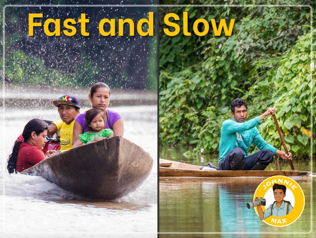 Fast and Slow eBook