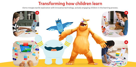 Osmo - Transforming how children Learn.J
