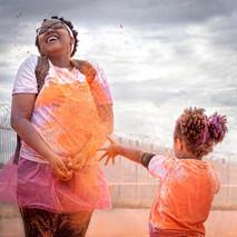 Colourful Fun with Mum