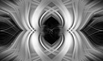 Monochrome Symmetry
