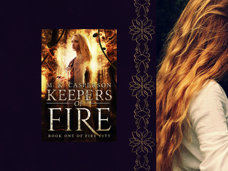 Keepers of Fire: Book One of Fire City