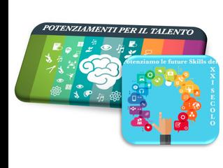 Finamente aperte le iscrizioni ai corsi di Potenziamento del TUO Talento!