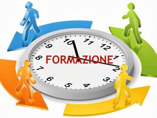 15 NOVEMBRE 2020 A GRANDE RICHIESTA, SIAMO LIETI DI COMUNICARVI CHE ABBIAMO PROGRAMMATO LA FORMAZION