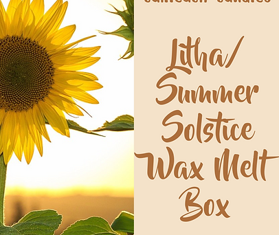 Litha Wax Melt Box