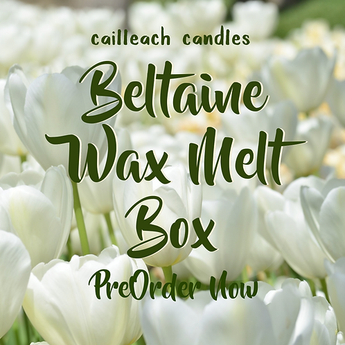 Beltaine Wax Melt Box