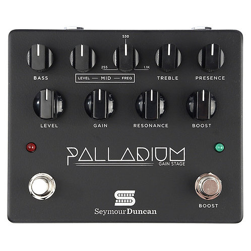 PALLADIUM GAIN STAGE