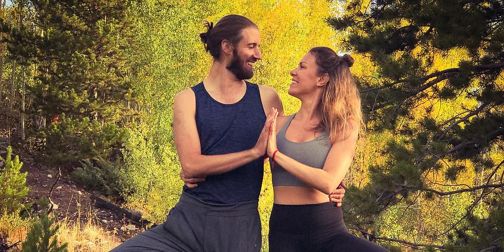 5-Day Jivamukti & Yin Yoga Retreat + International Yoga Day Celebration with Jennifer & Ben