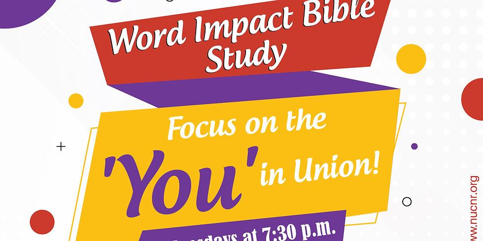 Impact Bible Study (online)